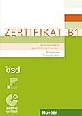 Zertifikat B1. Prüfungsziele, Testbeschreibung