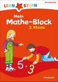 Mein Mathe-Block 2. Klasse: Zahlenraten, Würf ...