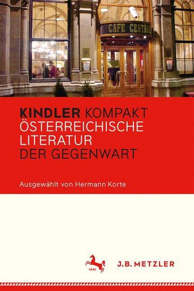 Kindler Kompakt: Österreichische Literatur der Gegenwart