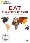 EAT: The Story of Food,2DVD.7725348NGE; Folgen: Das Erbe der großen Entdecker, Fleisches Lust, Die Sucht nach Zucker, Alles Gute aus dem Meer, Genuss und Reue, Getreide: Wiege der Zivilisation. 270 Min.; 99