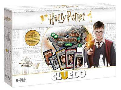 Cluedo Harry Potter Collectors Edition weiß (neues Design)