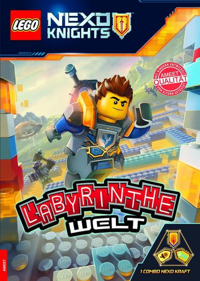 LEGO® NEXO KNIGHTS™. Labyrinthe-Welt