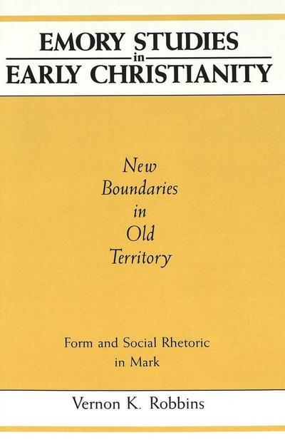 New Boundaries in Old Territory