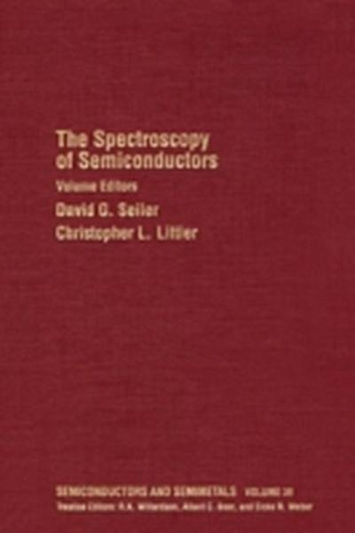 Spectroscopy of Semiconductors