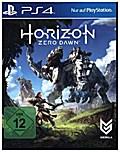 Horizon Zero Dawn, 1 PS4-Blu-ray-Disc