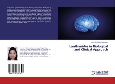 Lanthanides in Biological and Clinical Approach