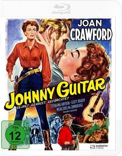 Johnny Guitar - Gejagt, gehaßt, gefürchtet, 1 Blu-ray