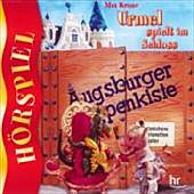 Urmel spielt im Schloss