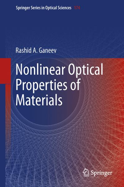 Nonlinear Optical Properties of Materials