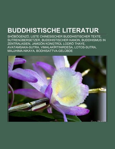 Buddhistische Literatur
