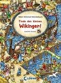 Mein Wimmel-Wendebuch - Finde den kleinen Wik ...