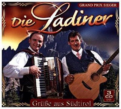 DIE LADINER - Grüße aus Südtirol