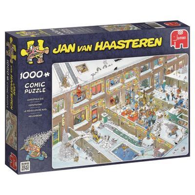 Jan van Haasteren - Heiligabend - Puzzle 1000 Teile