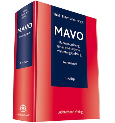 MAVO, Rahmenordnung für eine Mitarbeitervertretungsordnung, Kommentar