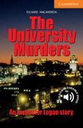 Macandrew, R: University Murders Level 4 (Cambridge English Readers   Level 4)