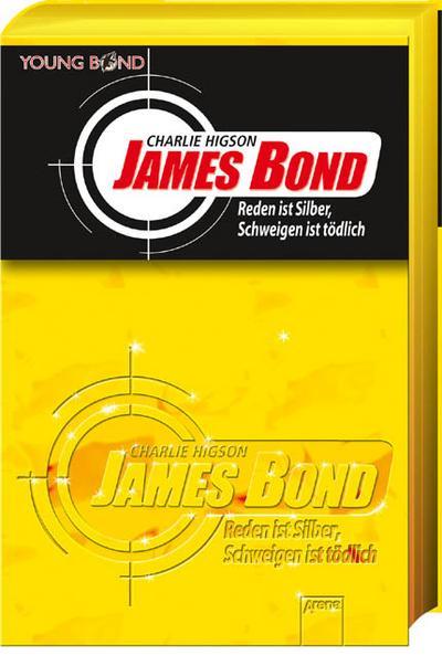 Young Bond, Band 4: Reden ist Silber, Schweigen ist tödlich