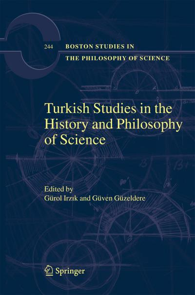 Turkish Studies in the History and Philosophy of Science