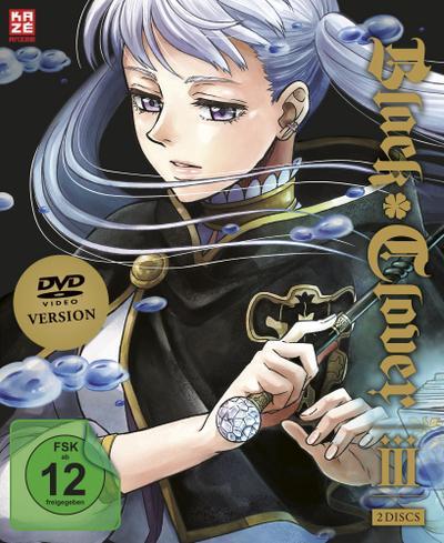 Black Clover - DVD 3 (Episoden 20-29) (2 DVDs)