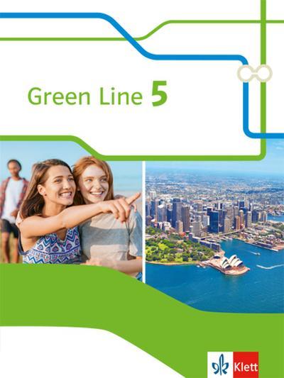 Green Line 5. Schülerbuch. Bundesausgabe ab 2014 (Flexibler Einband)
