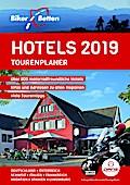 BikerBetten Tourenplaner Hotels 2018