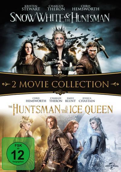 Snow White & the Huntsman & The Huntsman & the Ice Queen