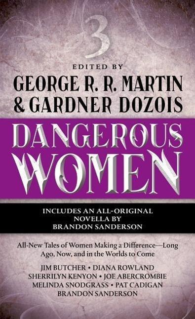Dangerous Women 3 | George R. R. Martin |  9780765368836