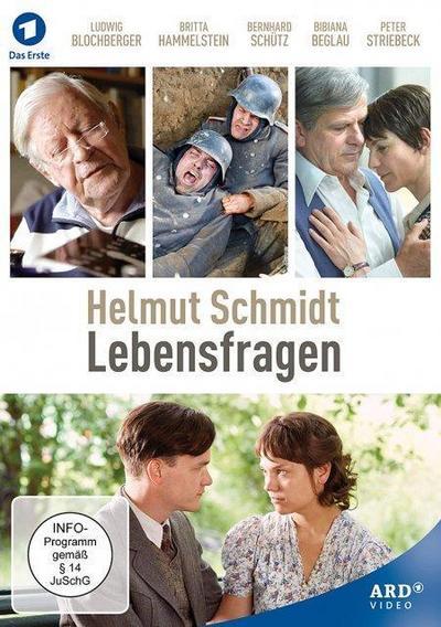 Helmut Schmidt - Lebensfragen
