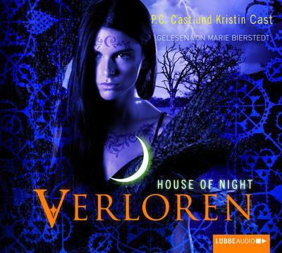 House of Night - Verloren, 5 Audio-CDs