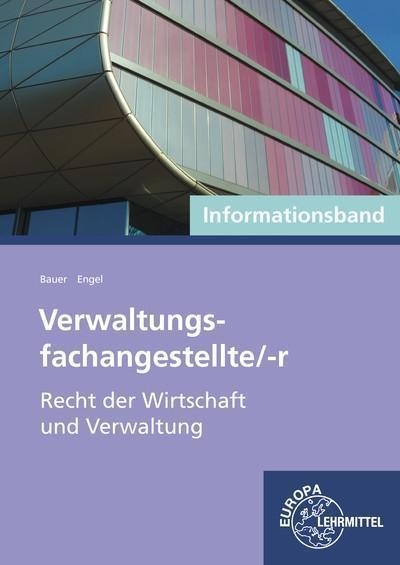 Verwaltungsfachangestellte/r - Recht der Wirtschaft und Verwaltung: Informationsband
