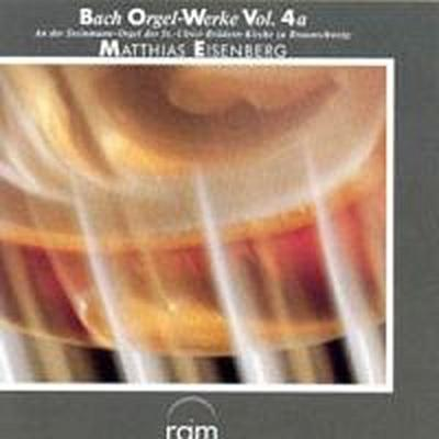 Orgelwerke Vol.4a
