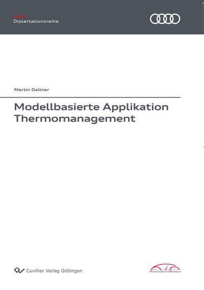 Modellbasierte Applikation Thermomanagement