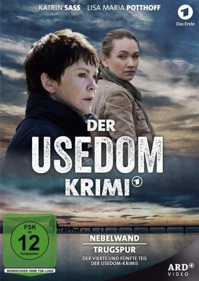 Der Usedom-Krimi: Nebelwand / Trugspur, 1 DVD