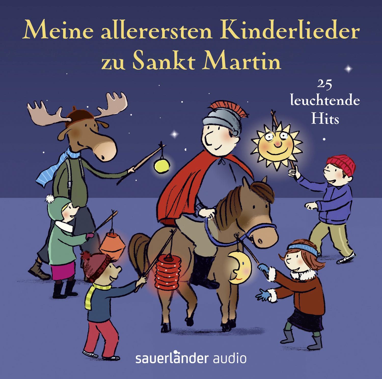 Meine allerersten Kinderlieder zu Sankt Martin, Fredrik Vahle