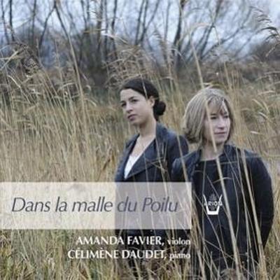 Dans la Malle du Poilu-Werke für Violine & Klavi
