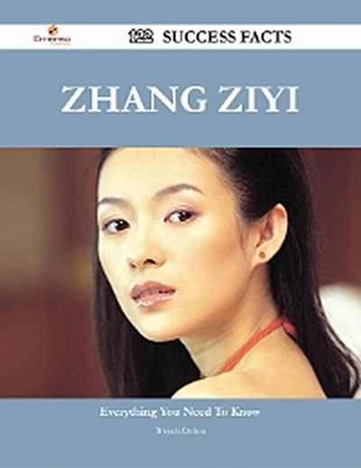 Zhang Ziyi 122 Success Facts - Everything you need to know about Zhang Ziyi
