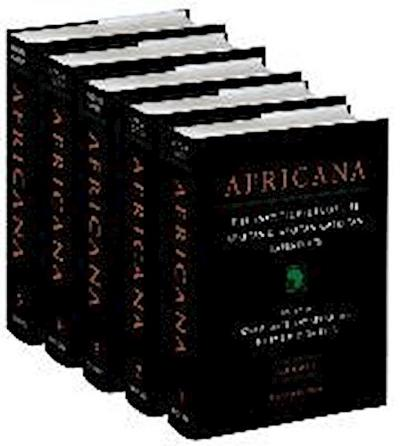 Africana: The Encyclopedia of the African and African-American Experience 5-Volume Set
