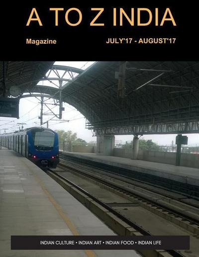 A to Z India - Magazine: July'17 - August'17