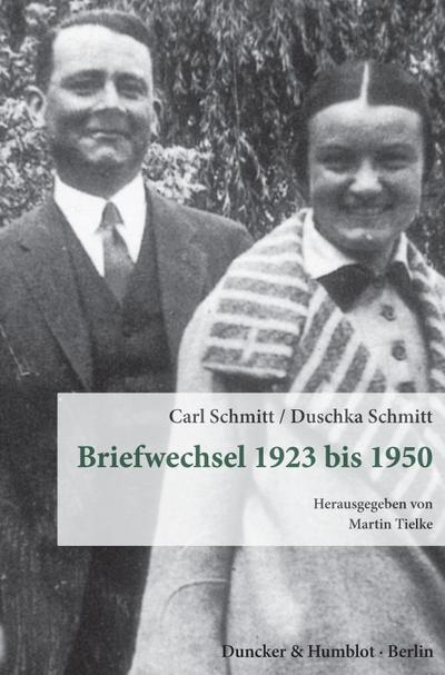 Briefwechsel 1923 bis 1950