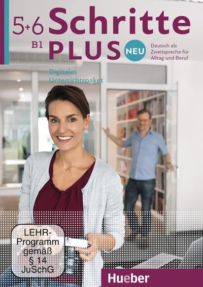 Schritte plus Neu 5+6. Digitales Unterrichtspaket