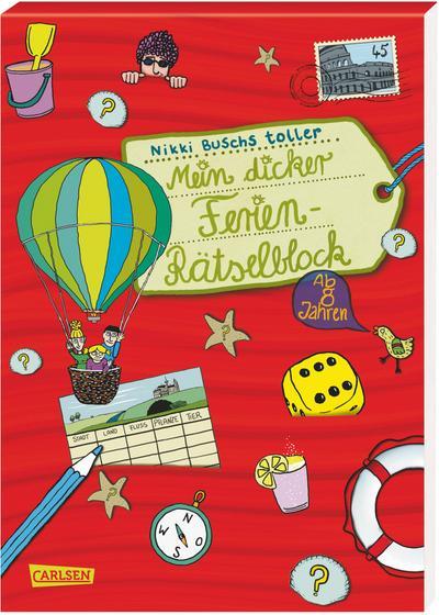 Mein dicker Ferien-Rätselblock 03