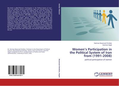 Women's Participation in the Political System of Iran from (1991-2008)