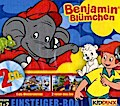 Benjamin Blümchen. 1+2. Einsteiger-Box. 2CDs