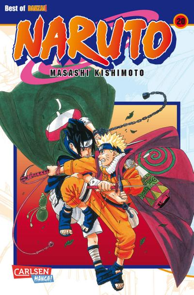 Naruto, Band 20