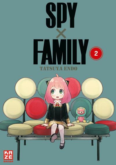 Spy x Family - Band 2