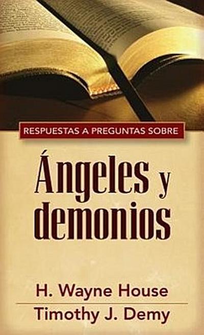 Respuestas y Preguntas Sobre Ángeles y Demonios