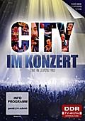 Im Konzert: City 1983, 1 DVD