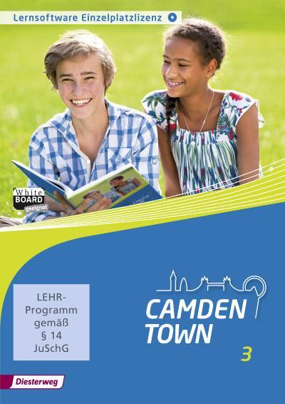 Camden Town, Allgemeine Ausgabe 2012 für Gymnasien Lernsoftware, 1 CD-ROM (Einzelplatzlizenz)