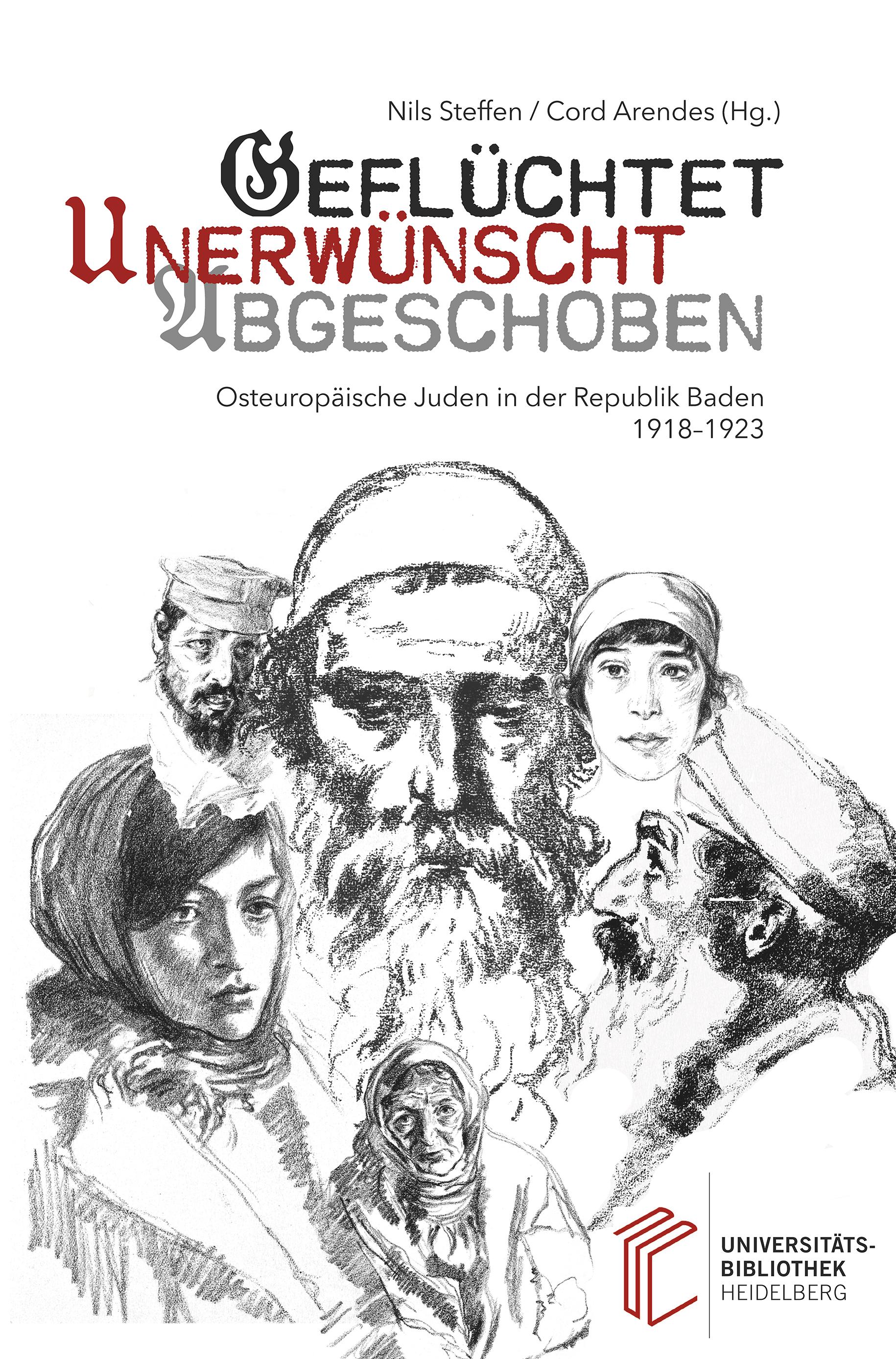 Geflüchtet, unerwünscht, abgeschoben, Nils Steffen