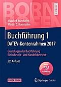 Buchführung 1 DATEV-Kontenrahmen 2017