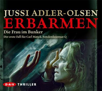 Erbarmen, 5 Audio-CDs (Sonderausgabe zum Film)